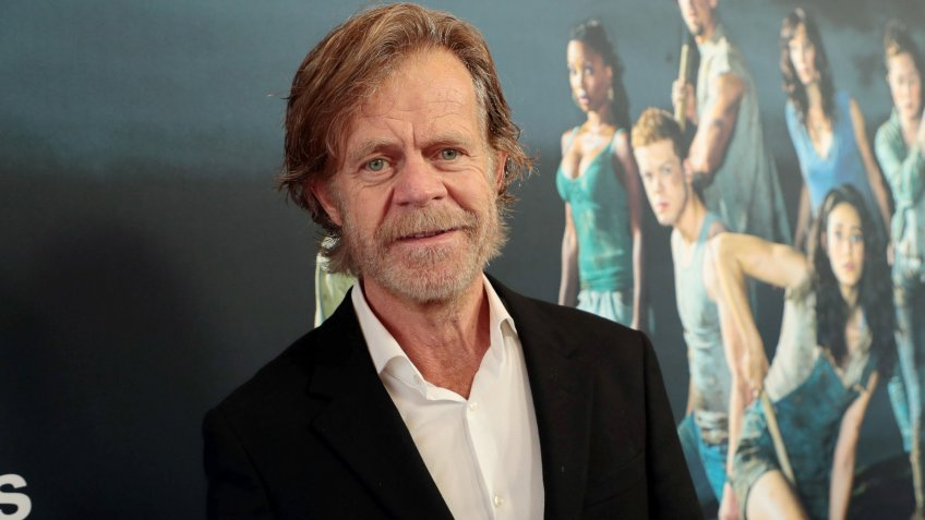 William H. Macy campaign donation