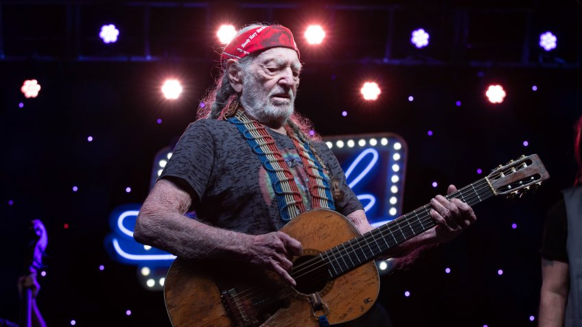 Willie Nelson campaign donation