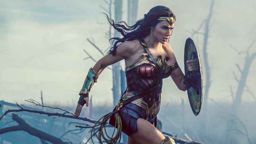 Wonder Woman blockbuster movie