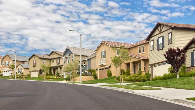 new home neighborhood