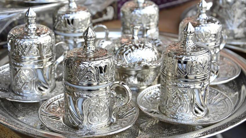 sterling silver ware