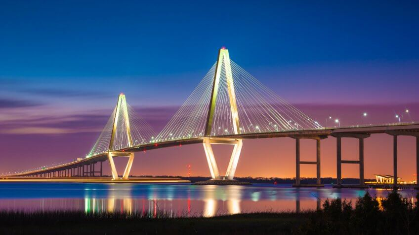 Charleston South Carolina Arthur Ravenel Jr.