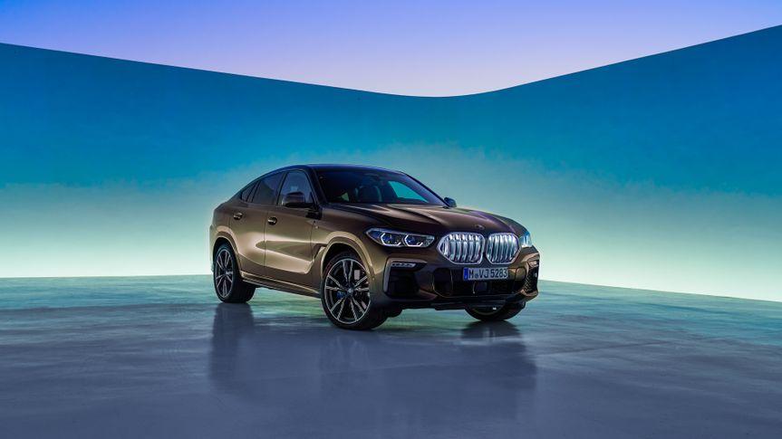 2019 BMW X6