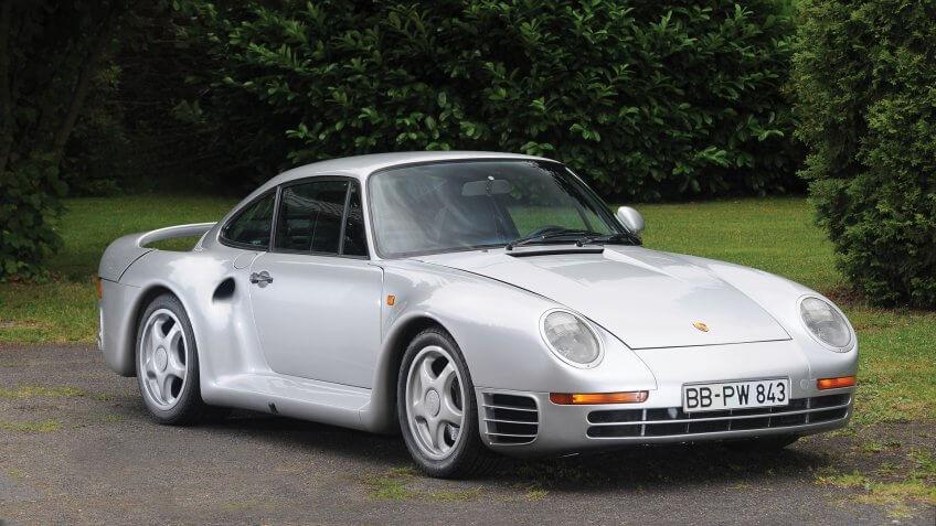 1985 Porsche 959 'Vorserie'