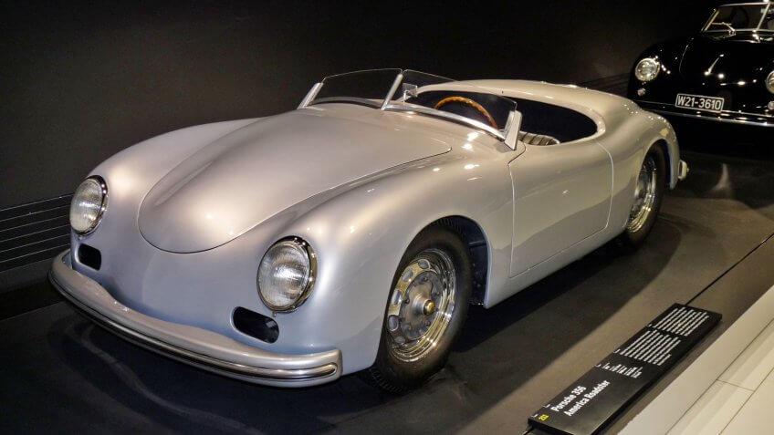 1953 Porsche 356 America Roadster