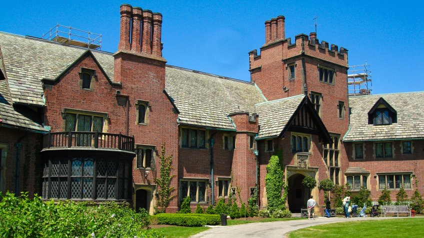 Stan Hywet Estate - Image.