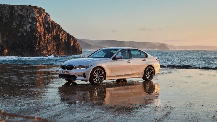 2019 BMW 3-Serires