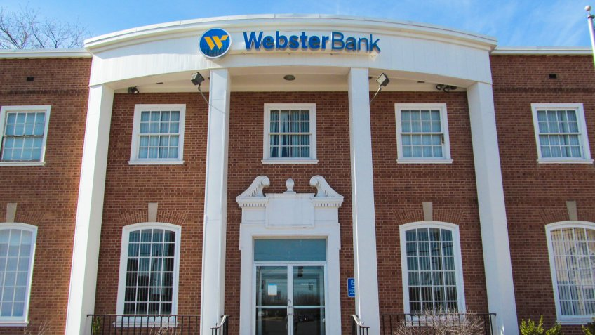 Webster Bank.
