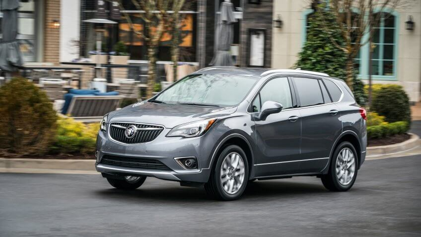 2019 Buick Envision.