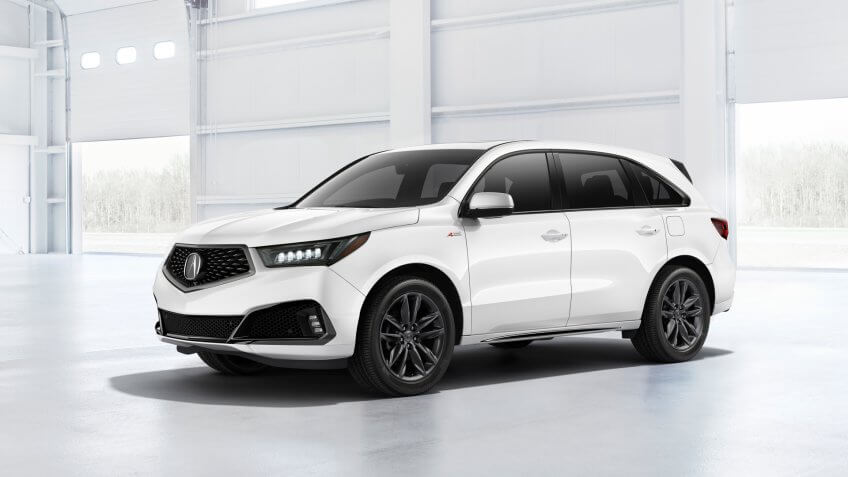 2020 Acura MDX A-Spec.