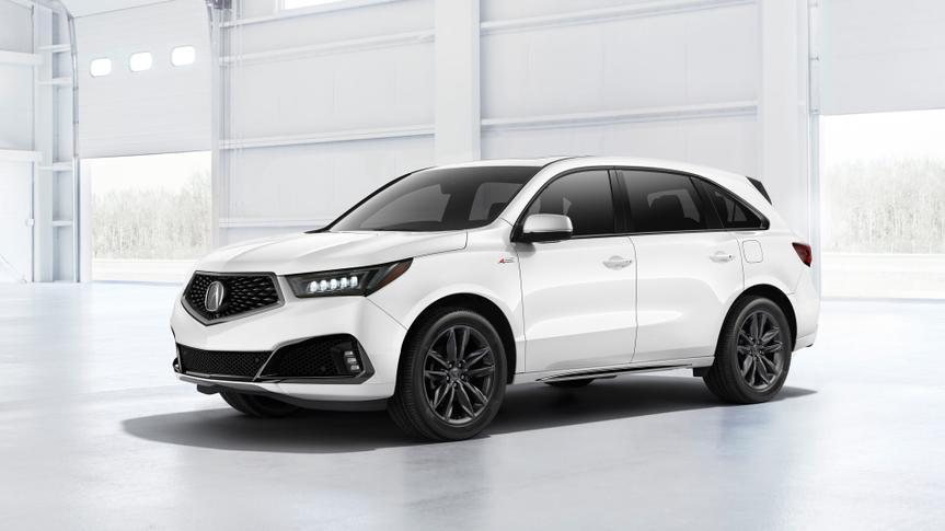 2020 Acura MDX A-Spec.