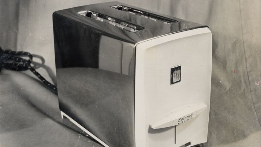 toaster from 1965