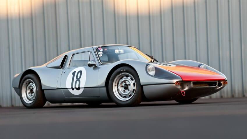 1963 Porsche 904-6 Carrera GTS Factory Works Prototype