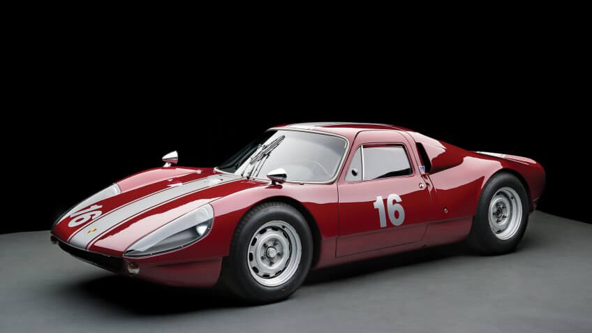 1965 Porsche 904-6 Carrera GTS