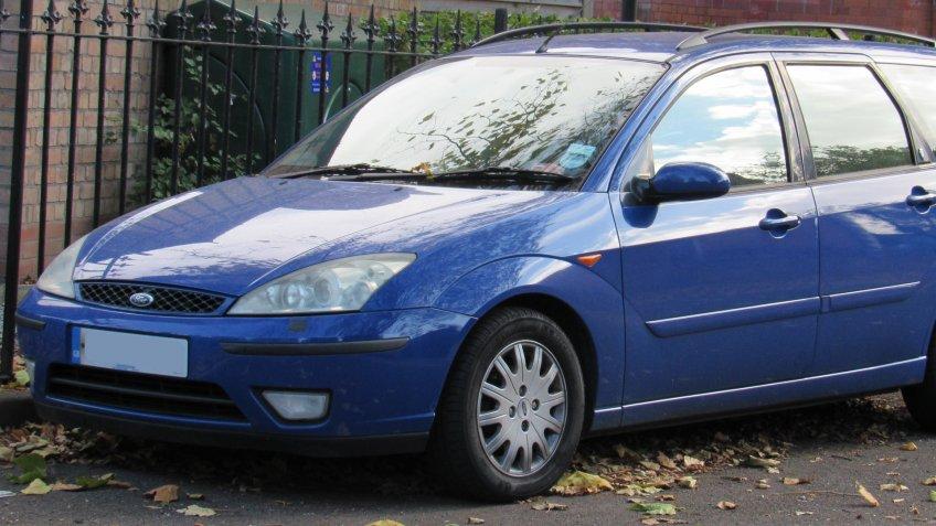 2002 Ford Focus Ghia