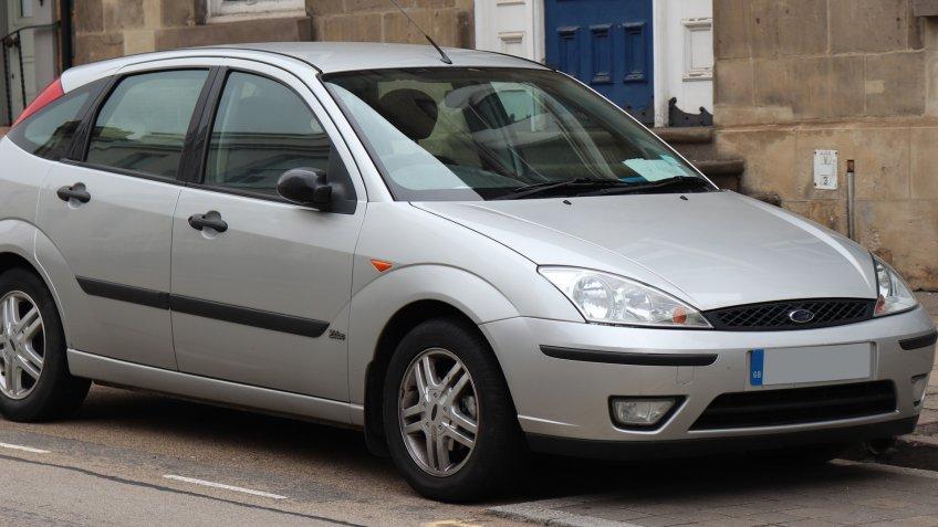 2003 Ford Focus Zetec