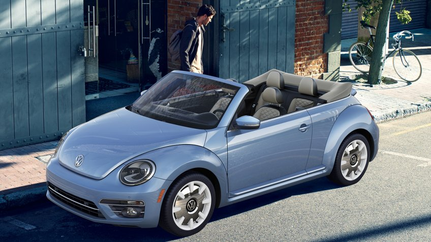 2019 Beetle Convertible Final Edition Volkswagen