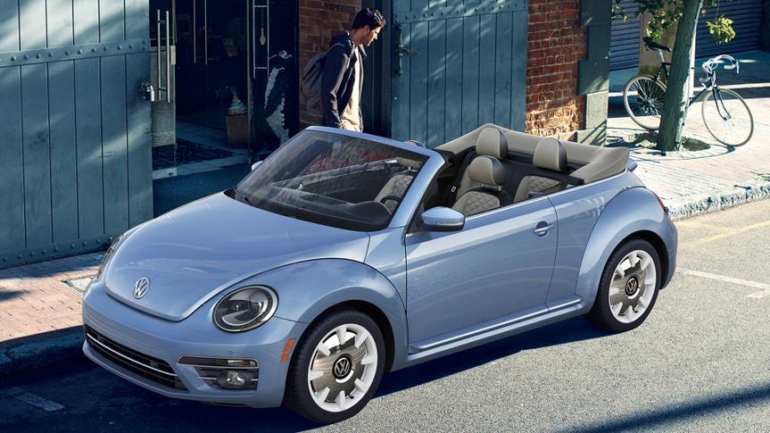 2019 Beetle Convertible Final Edition Volkswagen