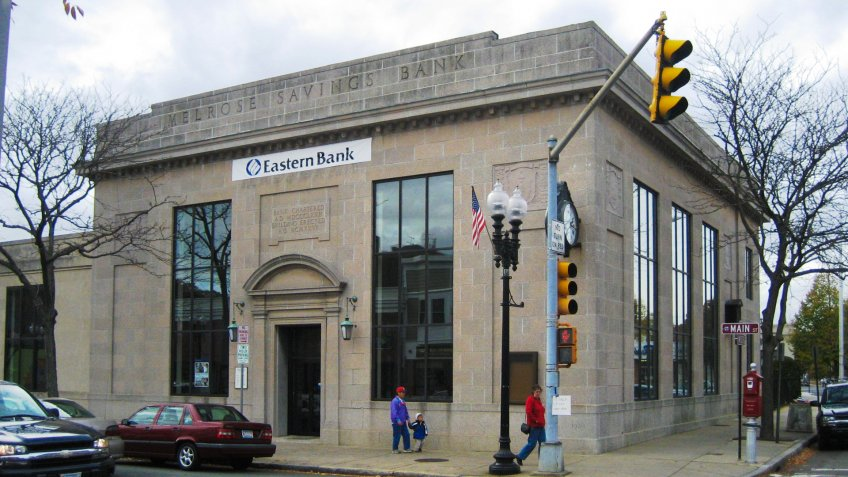 Eastern Bank in Massachusetts.