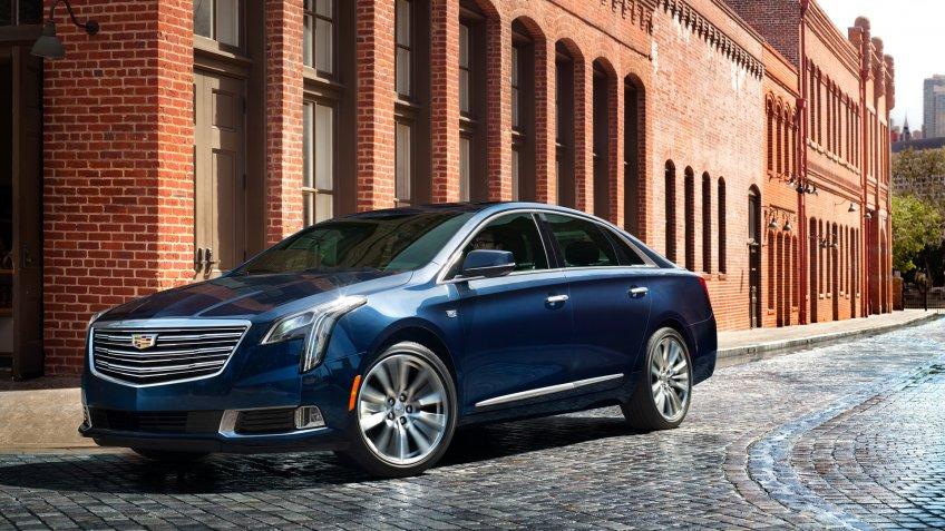 2019 Cadillac XTS.