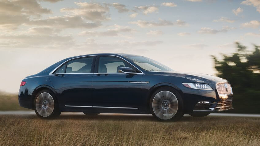 2019 Lincoln Continental.