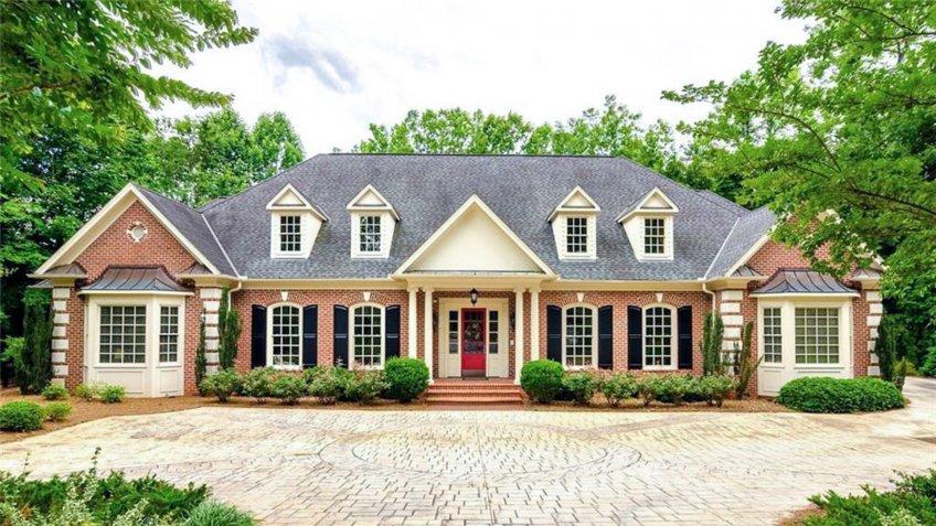 Greensboro NC mansion.
