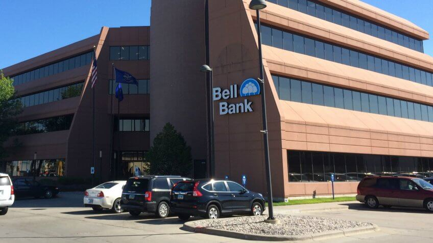 Bell Bank in North Dakota.