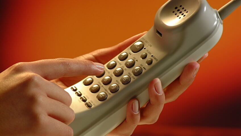 Dialing - Image.