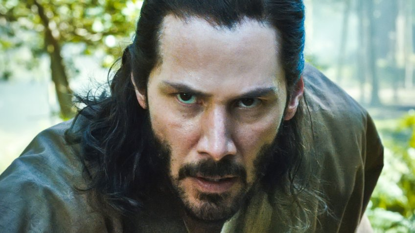 47 Ronin movie 2013 with Keanu Reeves