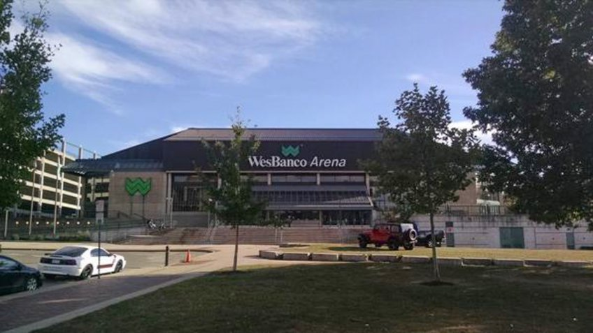 WesBanco Arena.