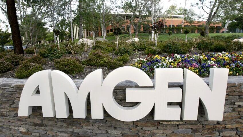 AMGEN headquarters in Thousand Oaks California