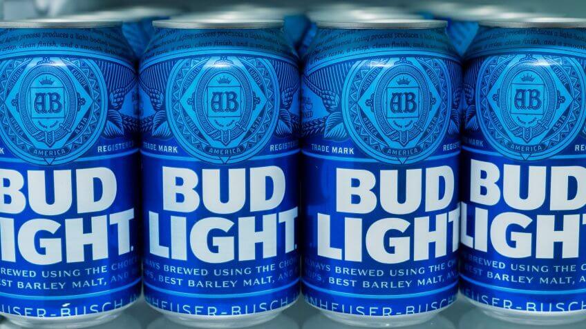 Anheuser Busch Bud Light