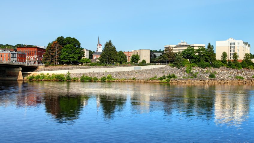 Auburn is a city in and the county seat of Androscoggin County, Maine, United States.