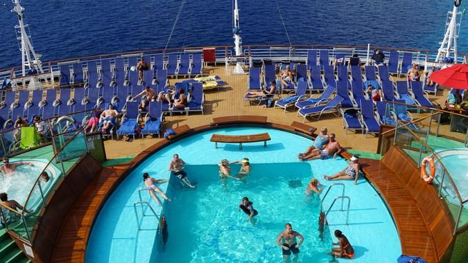Carnival Breeze cruise in Florida