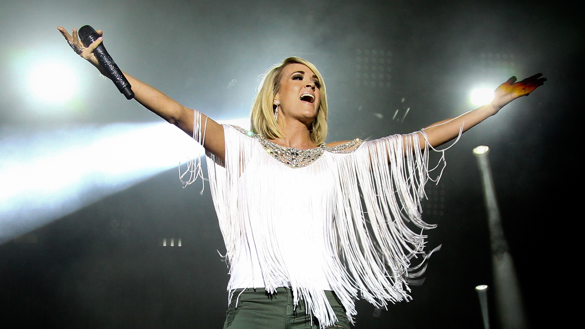 How Much Is Carrie Underwood Worth?