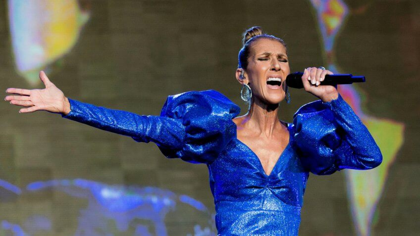 Celine Dion musician performing net worth