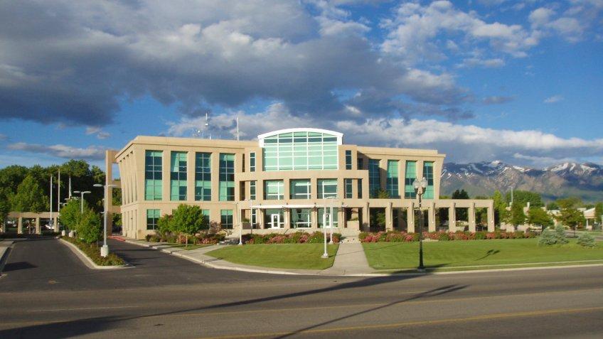 Clearfield, Utah.