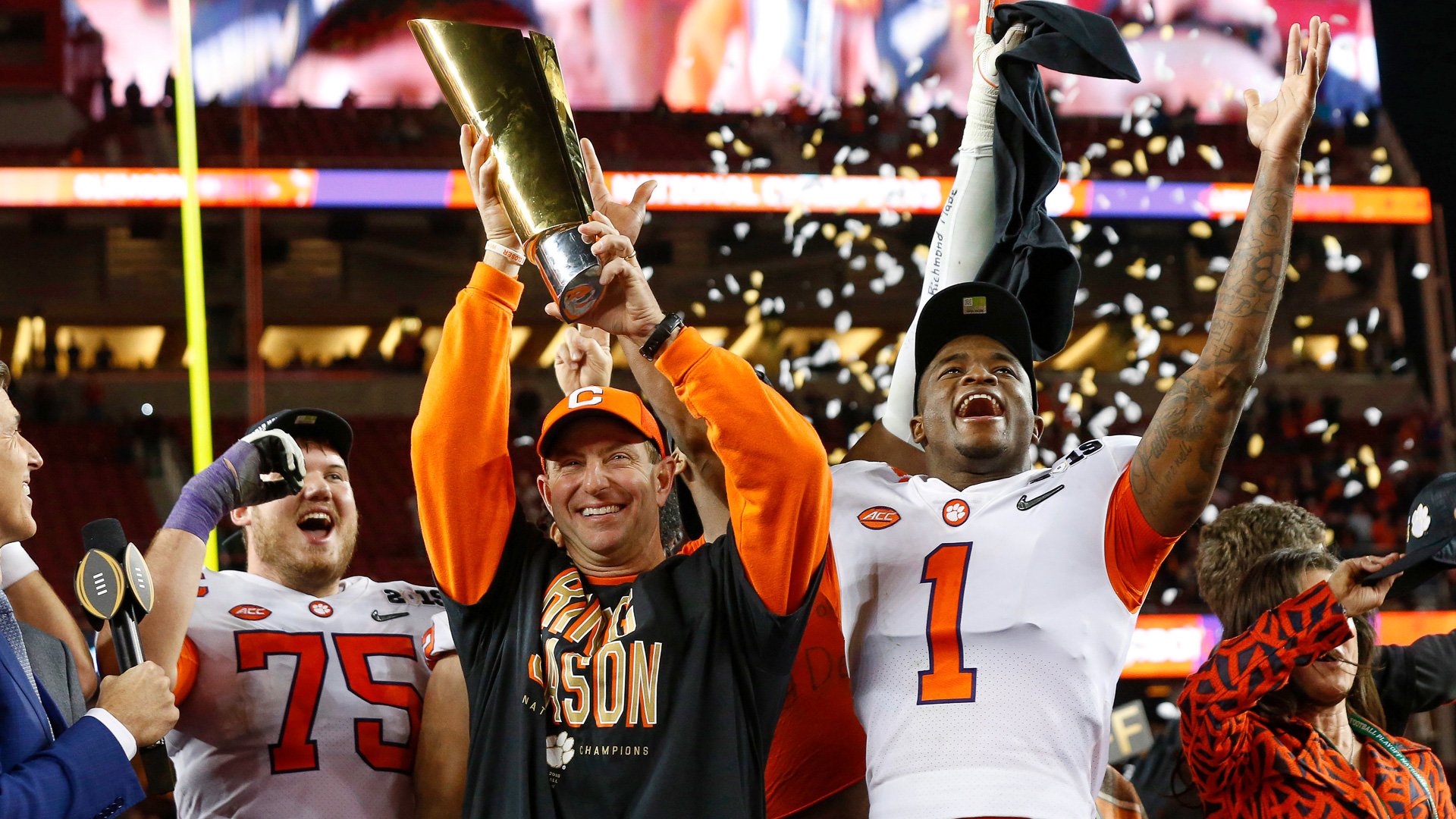 25 Teams Most Likely To Win the College Football Championship
