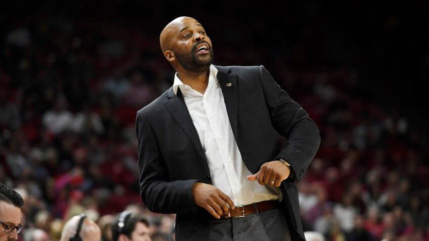 Cuonzo Martin, basketball coach, University of Missouri