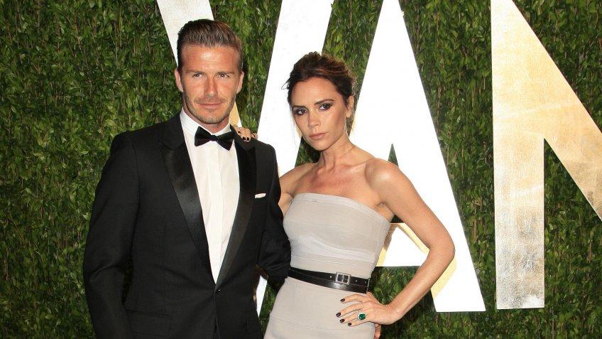 David and Victoria Beckham net worth