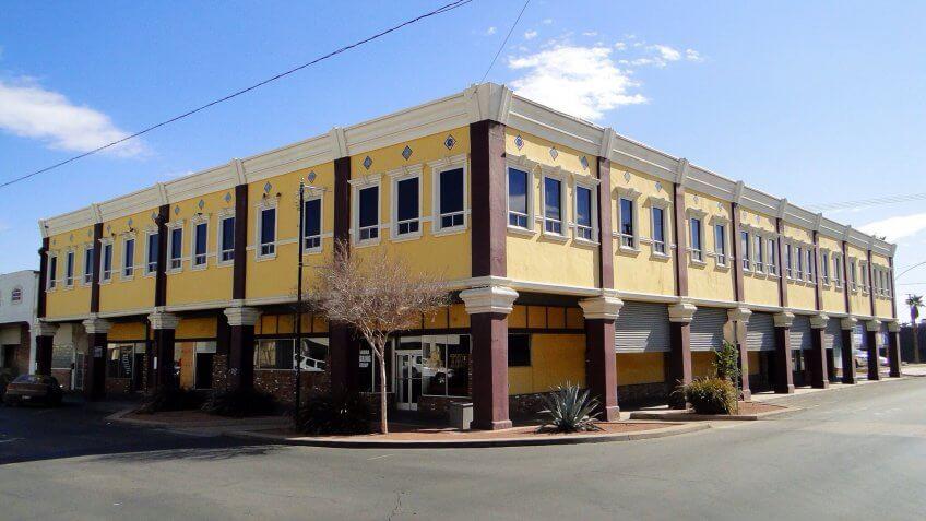 El Centro California downtown.