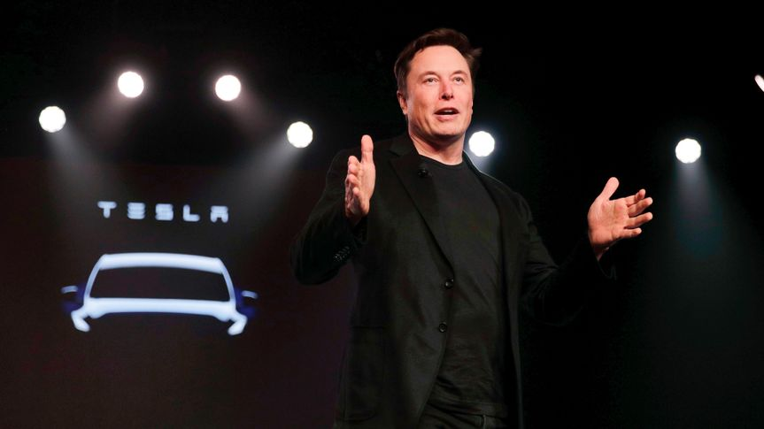 Elon Musk Tesla CEO net worth