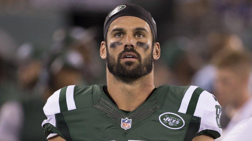 New York Jets wide receiver Eric Decker net worth