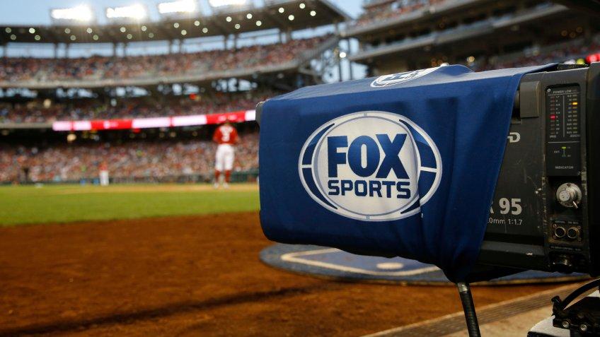 Fox Sports and MLB sponsorship