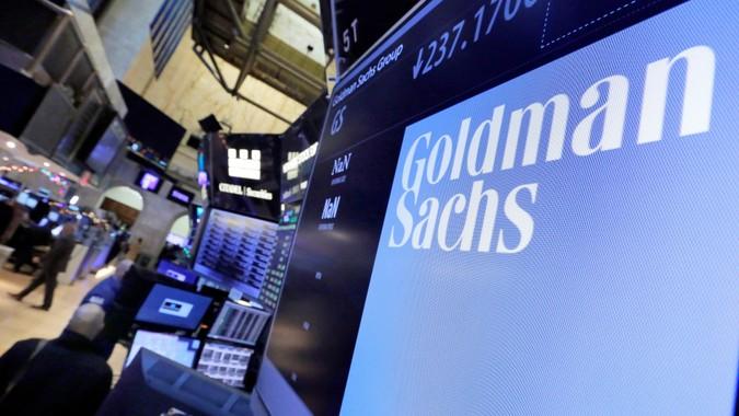 Goldman Sachs stock trading