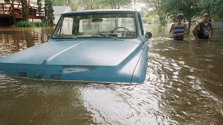 Great Flood 1993