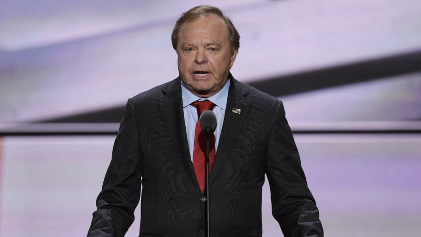 Harold Hamm CEO Continental Resources net worth