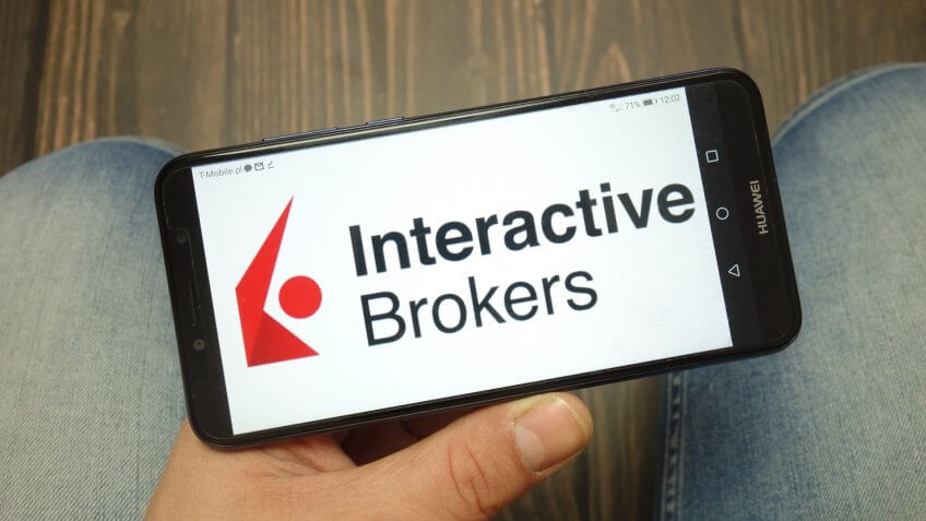 Interactive Brokers founded by Thomas Peterffy