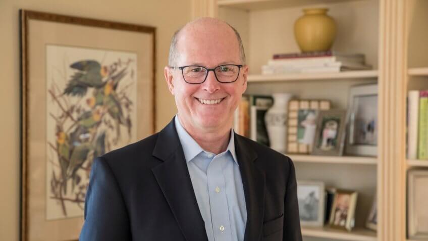 James W. Dean, President, University of New Hampshire