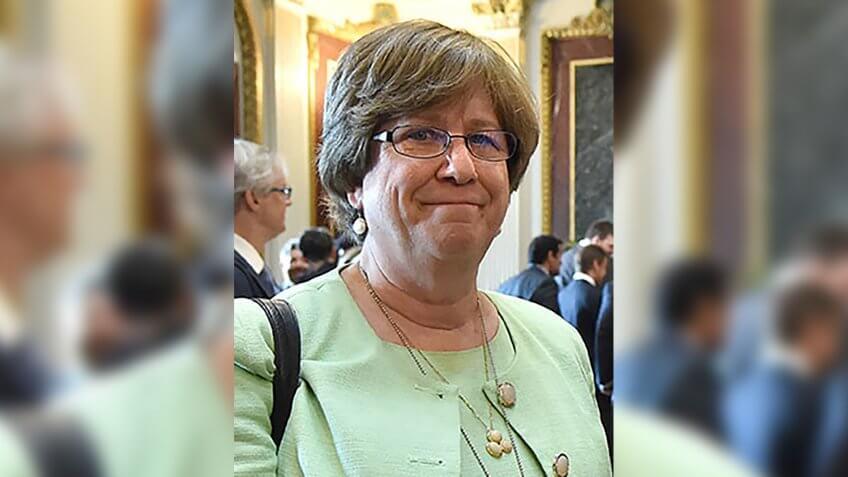 Joan Ferrini-Mundy, President, University of Maine